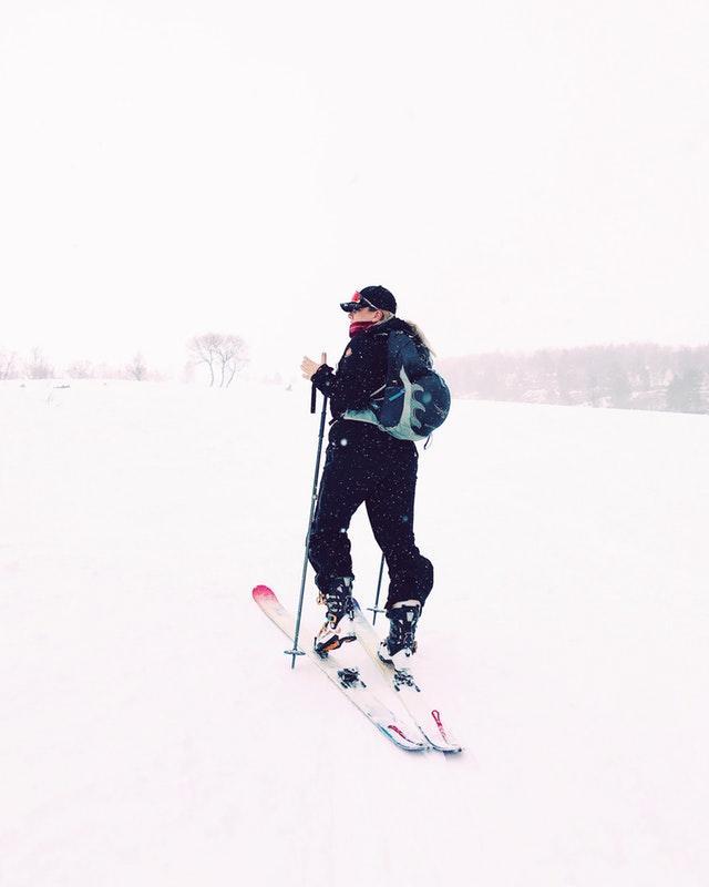 Idylliset hiihtokelit